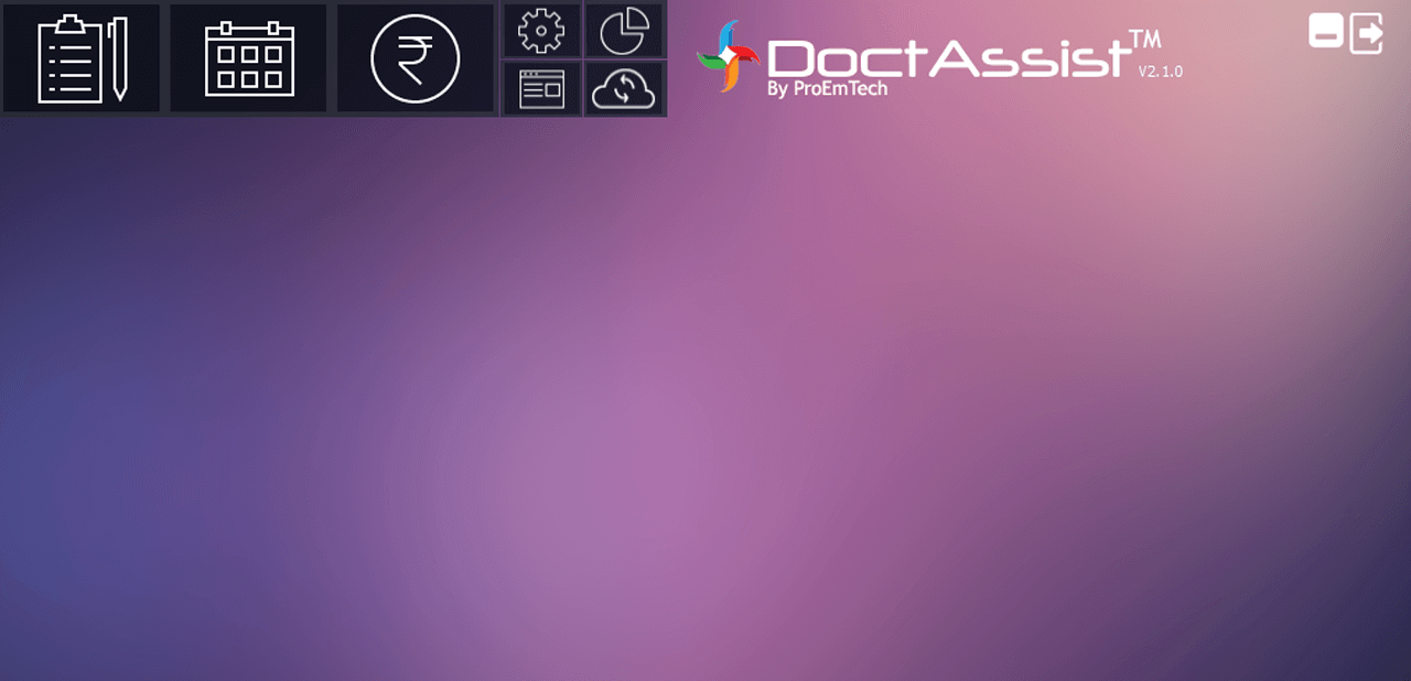 DoctAssist DashBoard