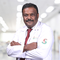 Dr Chandrashekar M