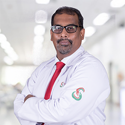 Dr Satish Babu H V