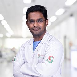 Dr Yashavanth H S